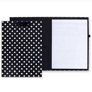 Price FIRM New Kate Spade Clipboard Folio